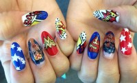 15 Coolest Nail Art Designs