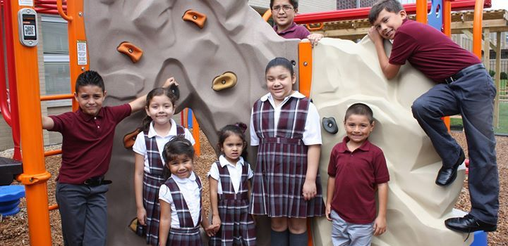 Give Back Day at Queen of the Universe School