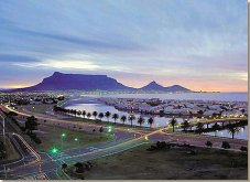 South African Vacations in Capetown South Africa