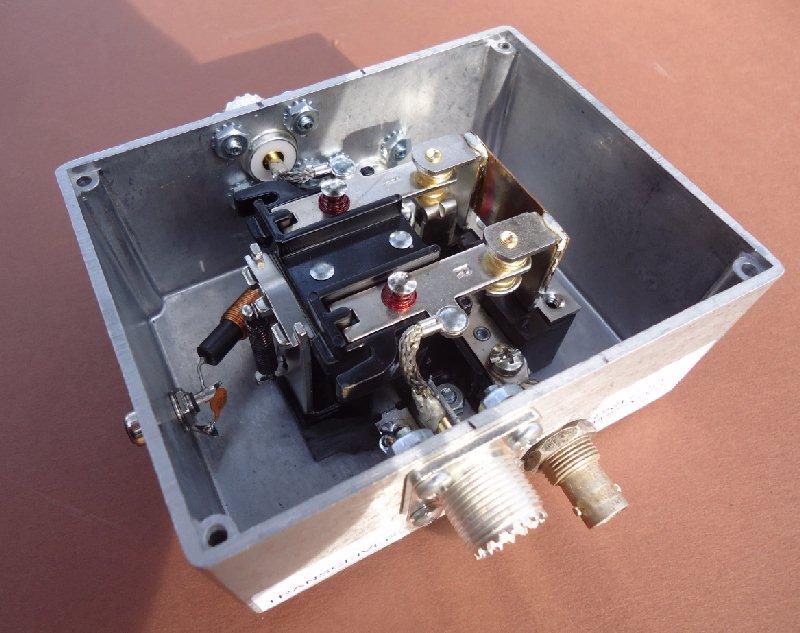 Rf Relay Switch Circuit