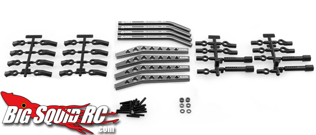 Axial RTR Steering Upgrade kit for AX10 and SCX10 « Big