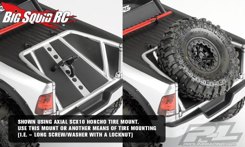 Pro Line Ram 1500 Clear Crawler Body 171 Big Squid Rc Rc