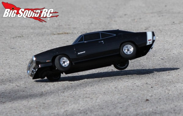 1970 Dodge Charger RC Car