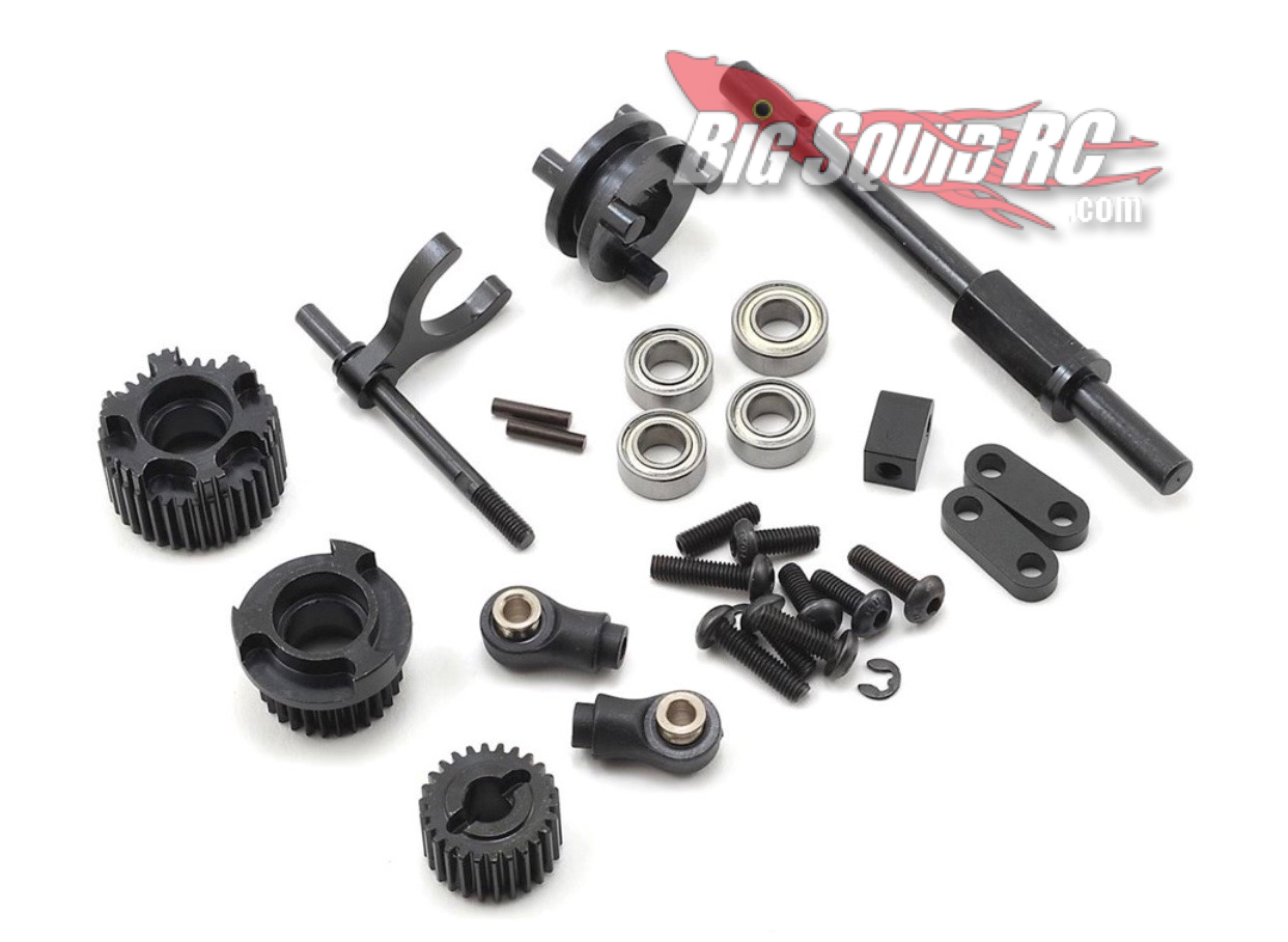 SSD Racing 2 Speed Transmission for the SCX10.2! « Big