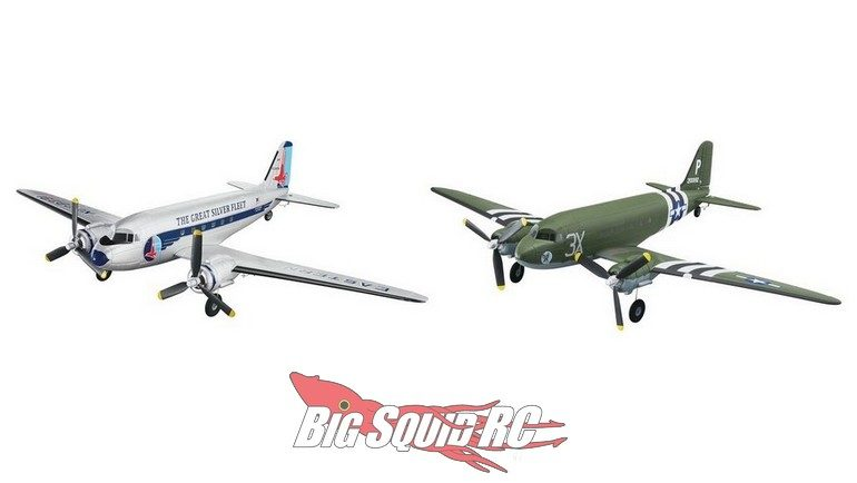 two new micro airplanes