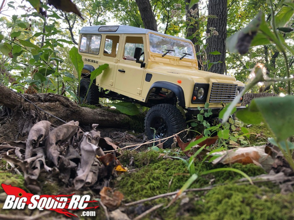 medium resolution of rc4wd 1 10 defender d110 rtr review