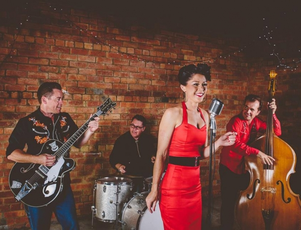 Brisbane Rockabilly Band A Brisbane Rock N Roll Bands