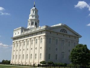 Mormon Temple at Nauvoo
