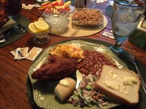 Feasting in Memphis