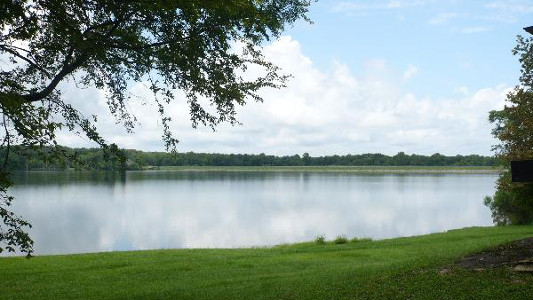 Campground Review:  Natchez SP, MS