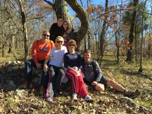 Training Hike, Oak Mountain State Park