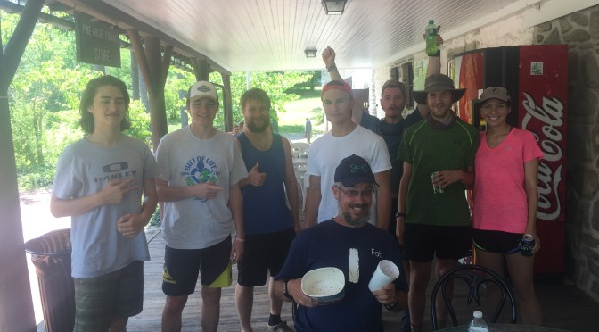 AT Thru-Hike #58 – Up For the Challenge