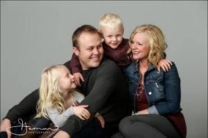 dr. haugen's family