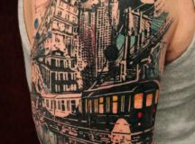 Counter Culture - Gene Coffey at Tattoo Culture, NYC ...