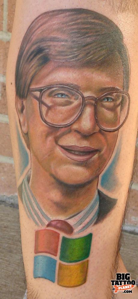 Nate Beavers Black And Grey Tattoo Big Tattoo Planet