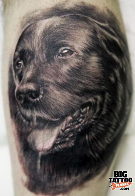 Remis Black And Grey Tattoo Big Tattoo Planet