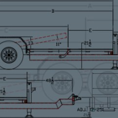 Big Tex Trailer Brake Wiring Diagram Home Electrical Diagrams Flatbed Great Installation Of Trailers Resource Center Rh Bigtextrailers Com Brakes Electric 7 Way
