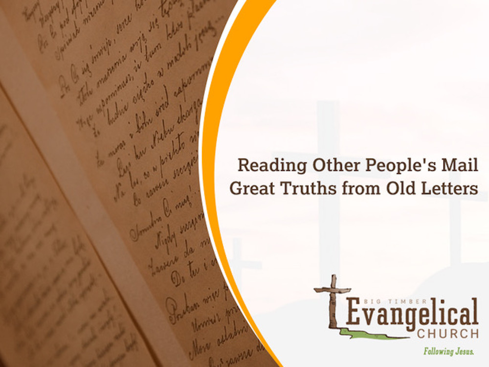 Reading Other People\'s Mail :: Great Truths from Old Letters