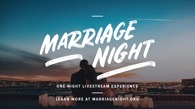 Marriage Night Livestream Experience