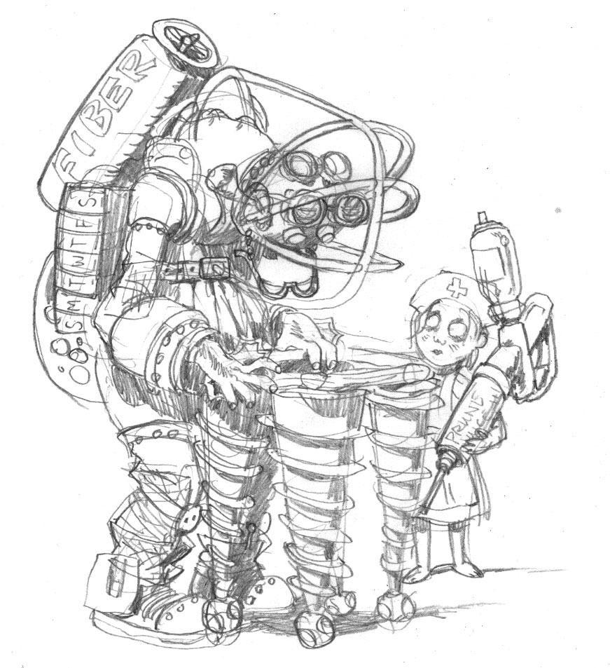 Bioshock Infinite Coloring Pages Coloring Pages