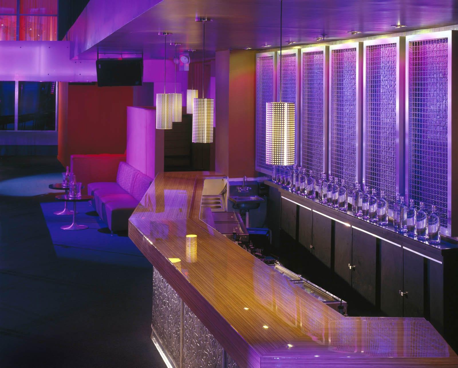 Cameo Nightclub  Hotel Restaurant  Nightclub Design by Big Time Design Studios