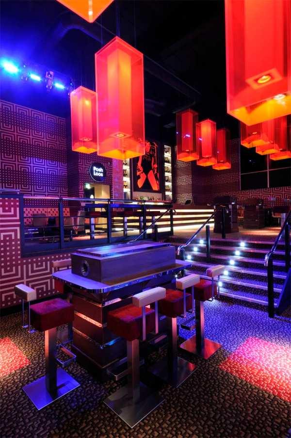 Gatecrasher - Hotel Restaurant & Nightclub Design Big