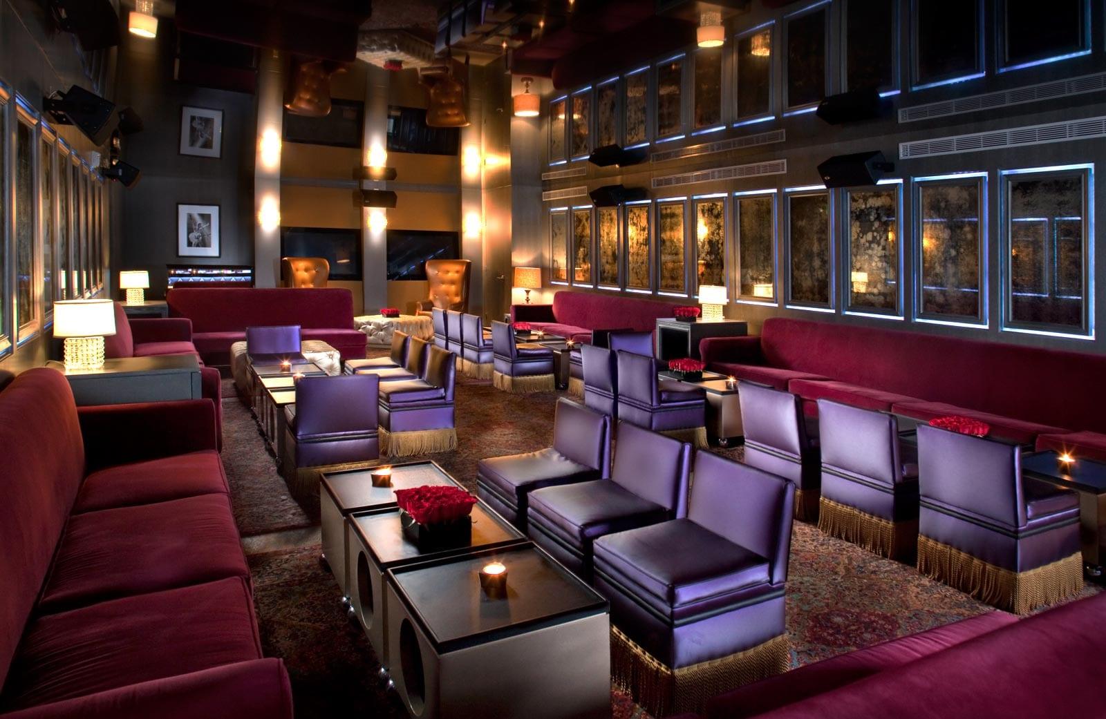 B Bar at the Betsy Hotel  Hotel Restaurant  Nightclub