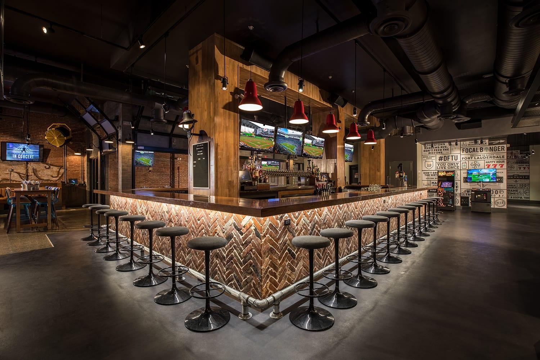 Township Ft Lauderdale  Bigtime Design Studios  Restaurant Design