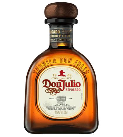 Don Julio Double Cask Lagavulin Finish Reposado 750ml liquor