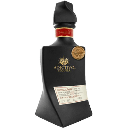 Adictivo Extra Anejo Limited Black Edition 750ml liquor