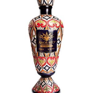 Amor Mio Extra Añejo Ceramic 750ml liquor