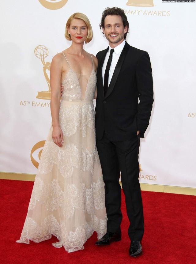 Claire Danes Primetime Emmy Awards Sexy Awards Posing Hot Pretty