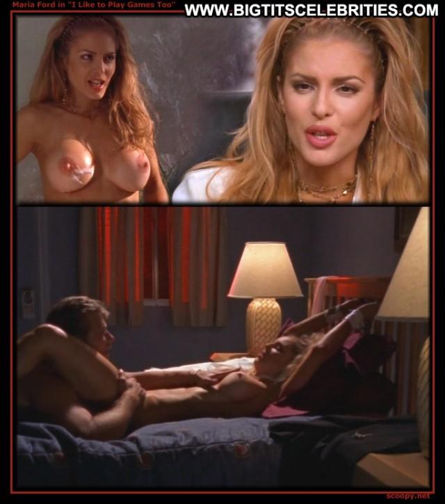 Maria Ford I Like To Play Games Too Big Tits Sensual Stunning Blonde