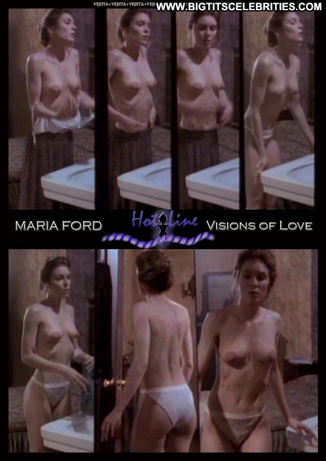 Maria Ford Hot Line Big Tits Beautiful Video Vixen Sultry Celebrity