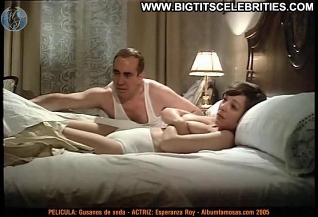 Esperanza Roy Gusanos De Seda Sultry Latina International Big Tits
