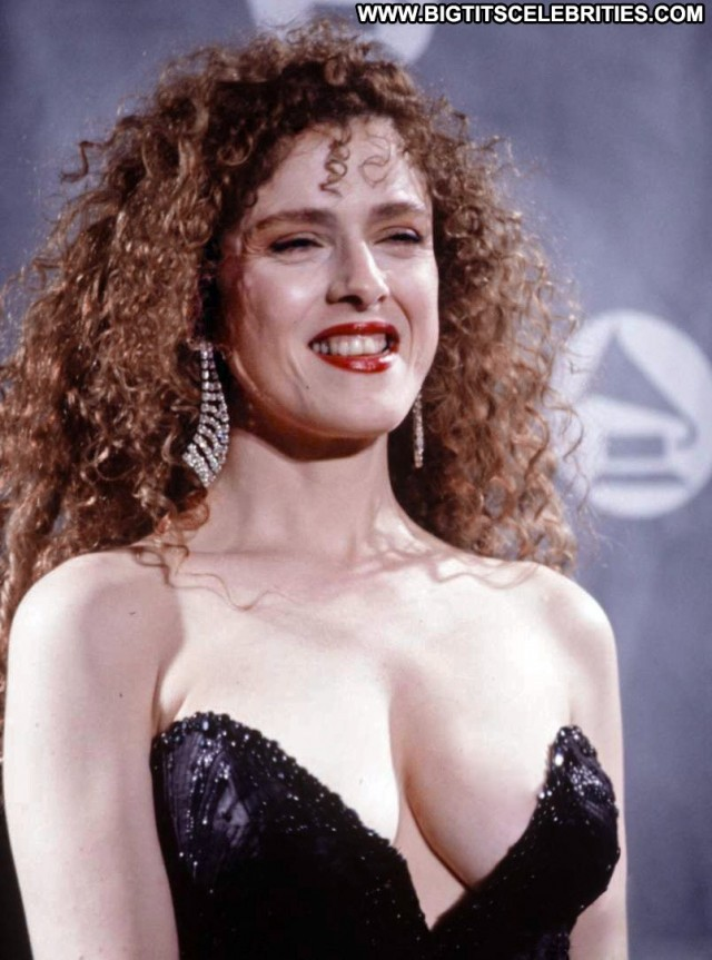 Bernadette Peters Miscellaneous Posing Hot Sensual Singer Big Tits