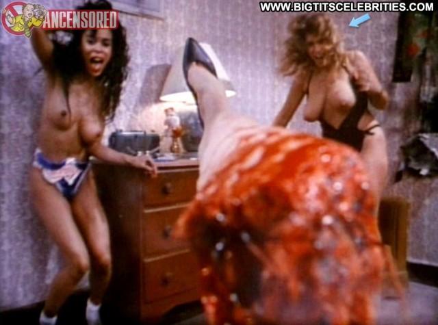 Vicki Darnell Frankenhooker Celebrity Sensual Brunette Doll Big Tits