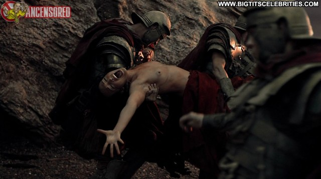 Erin Cummings Spartacus Blood And Sand Celebrity Blonde Brunette