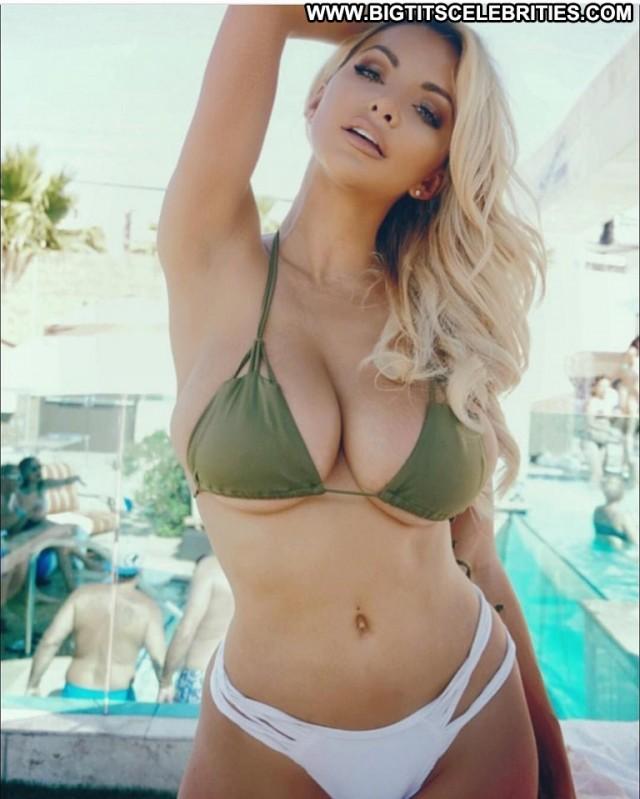 Lindsey Pelas Miscellaneous Nice Playmate Sexy Celebrity Blonde Big
