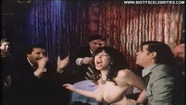 Annie Sprinkle The Ganja Express Video Vixen Gorgeous Brunette Big
