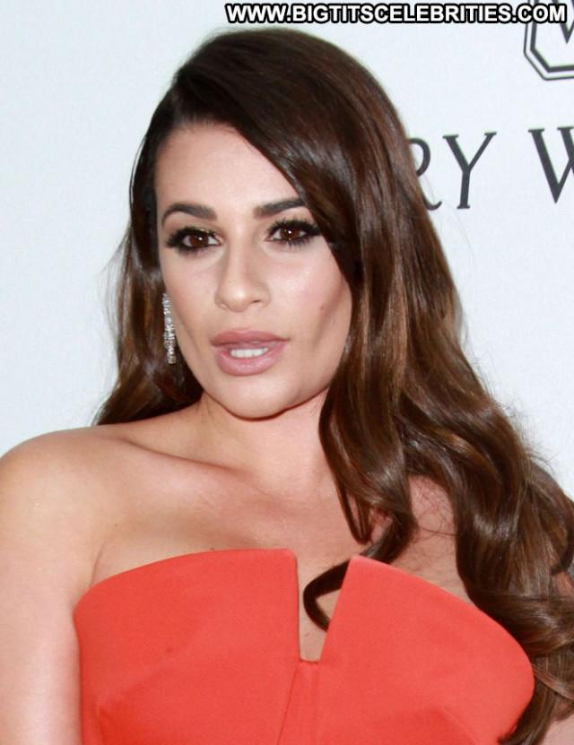 Lea Michele Los Angeles Beautiful Los Angeles Posing Hot Babe
