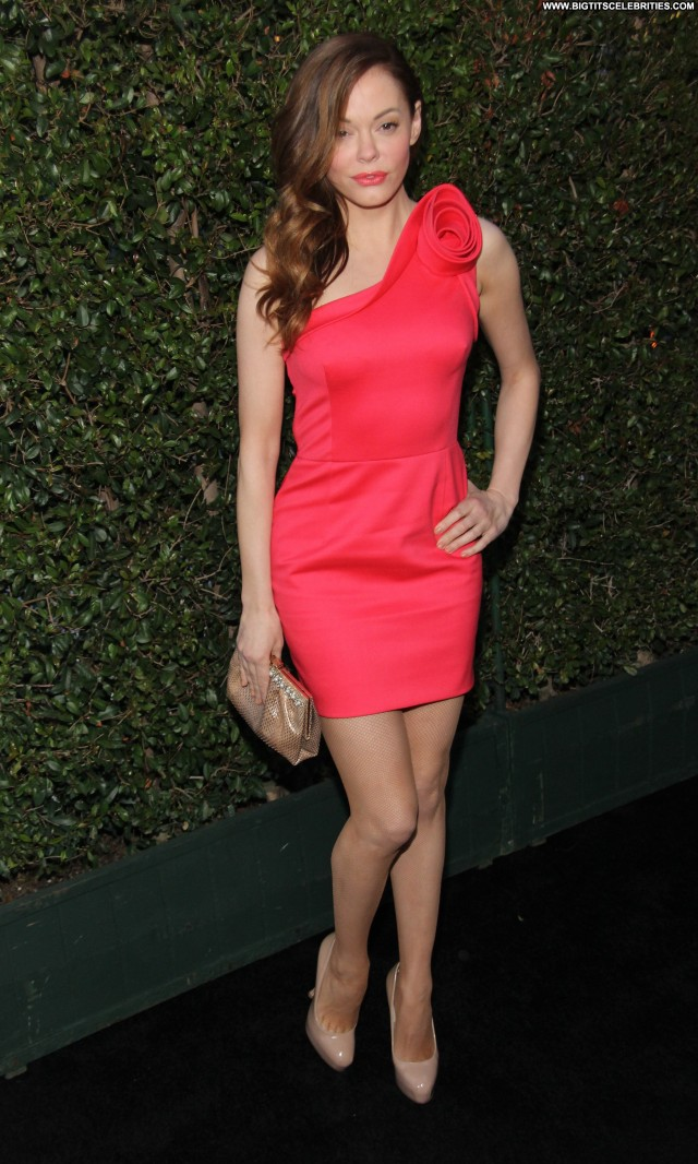 Rose Mcgowan No Source Posing Hot Babe Celebrity Beautiful Female