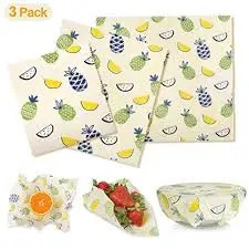 Pack of 3 Food Wraps