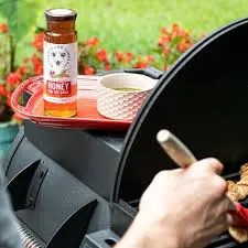 Honey For Your Grill