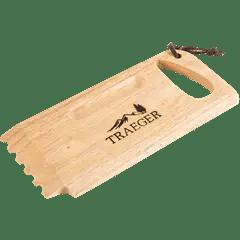 Wooden Grill Grate Scraper