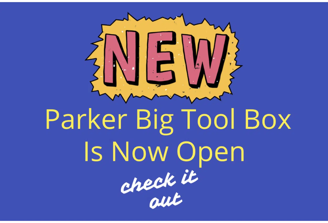 The New Parker Big Tool Box and Highlands garden center is now open