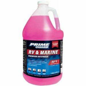 Prime Gaurd RV and Marine Anti-Freeze