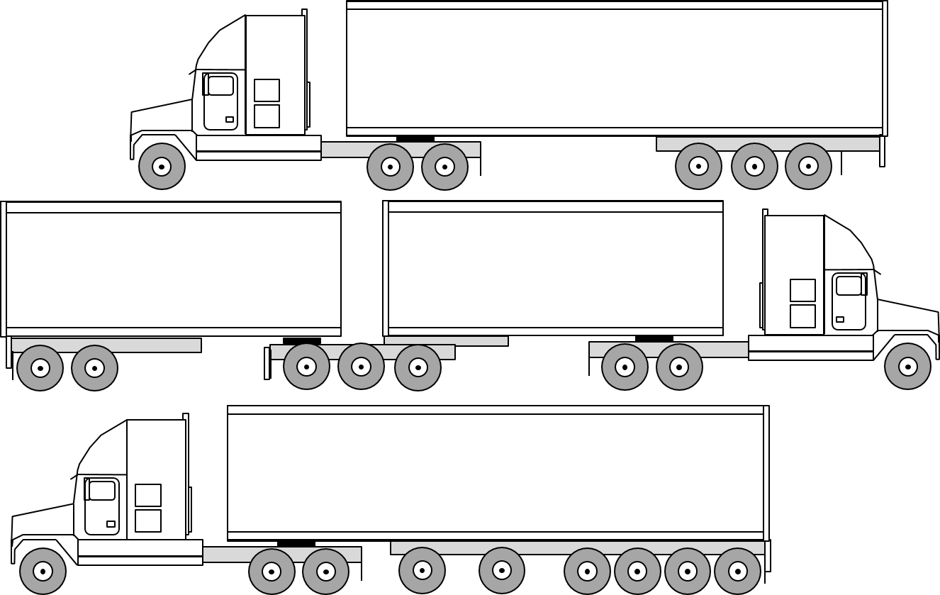 semi truck diagram generac wiring dimensions get free image about