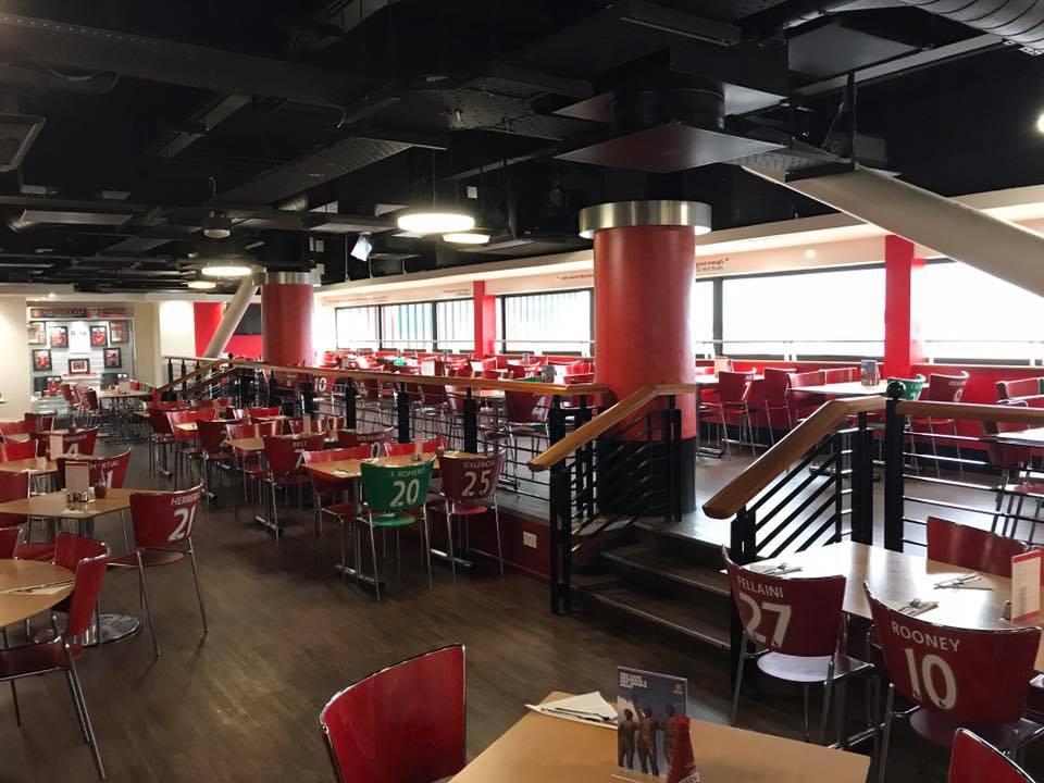 Manchester United Restaurant
