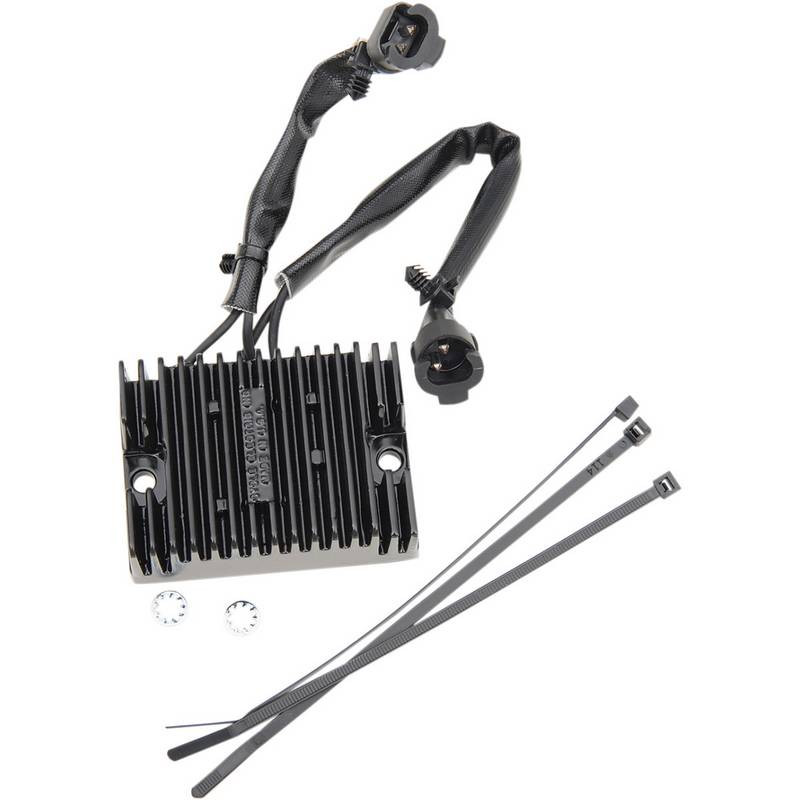 Régulateur Cycle Electric Noir Sportster XL 09/20, XR1200